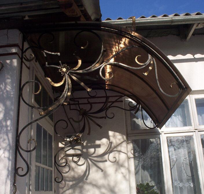 Кований дашок