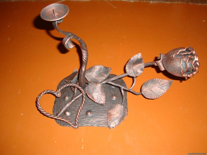 Кований декор
