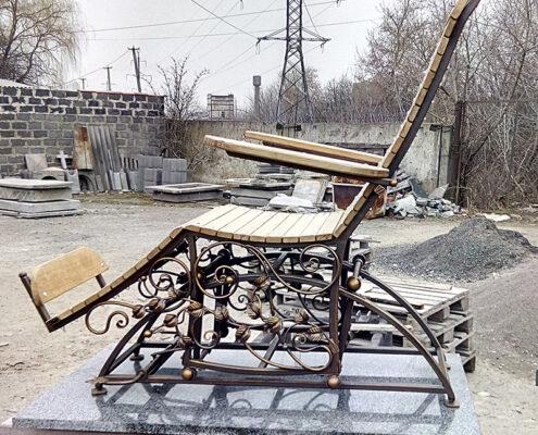Крісло гойдалка